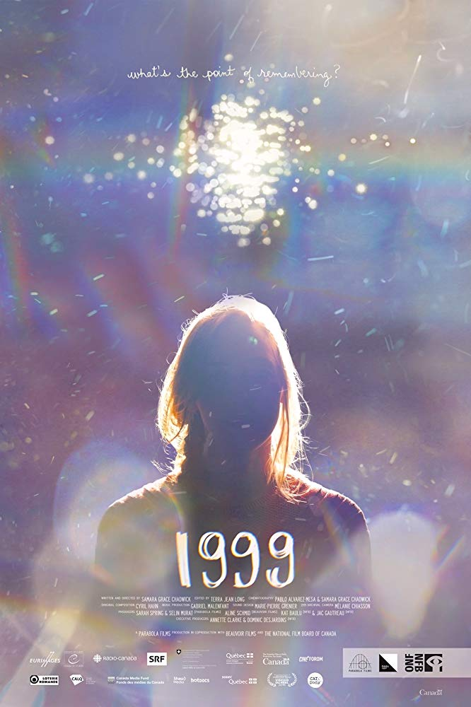 « 1999 » un film de « Samara Chadwick »(2018) Production : Parabola Films, National Film Board, Beauvoir Films  BANDE ANNONCE