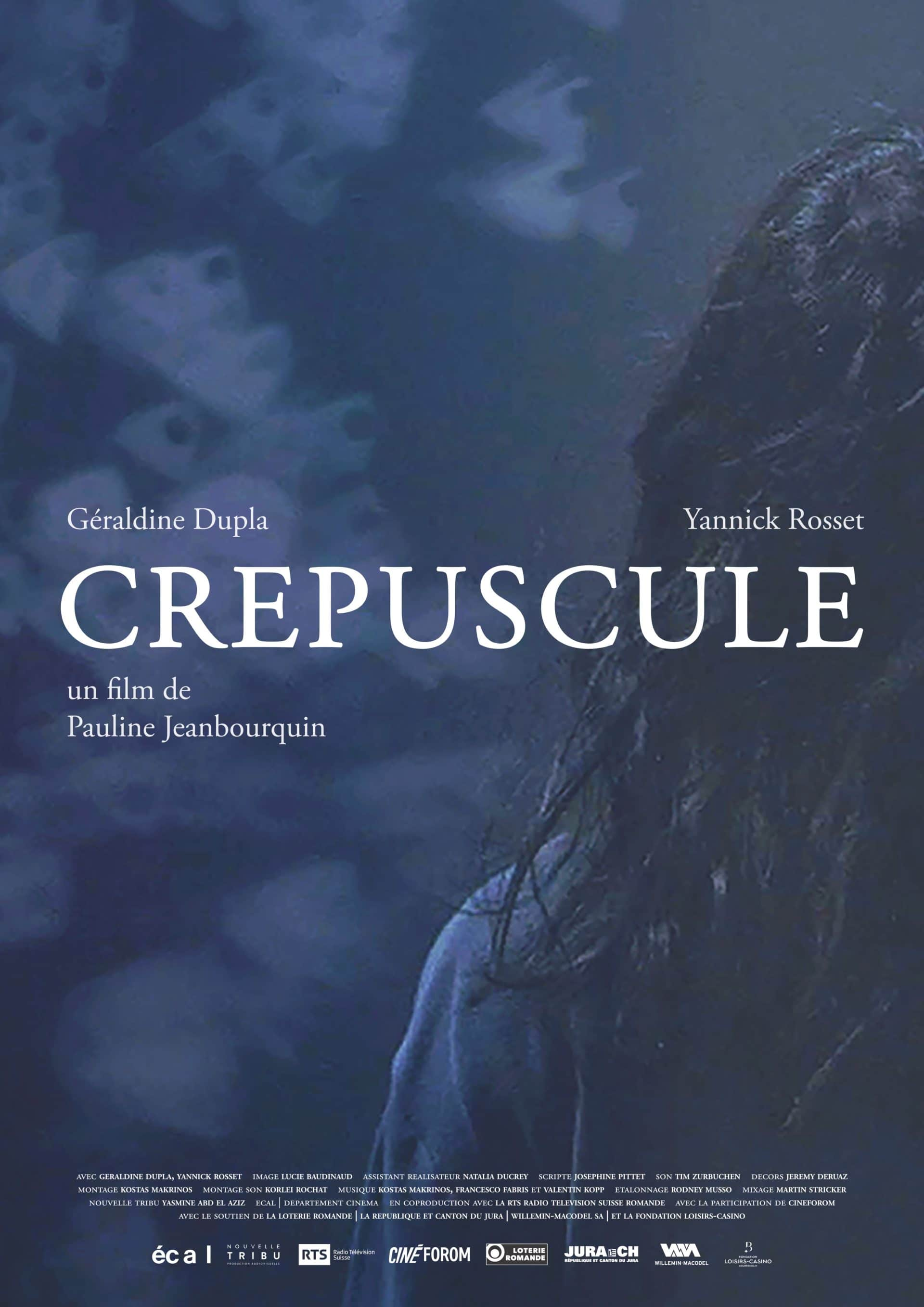 « Crépuscule» un film de «Pauline Jeanbourquin» (2018) Production : Nouvelle Tribu Ratio : 2.39:1 BANDE ANNONCE