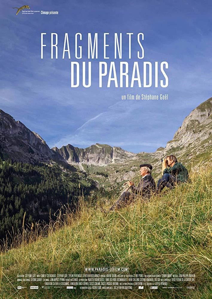 Fragments de Paradisun film de Stéphane Goel (2015)Climage BANDE ANNONCE