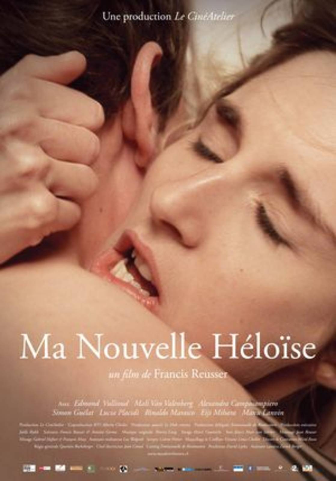 « Ma nouvelle Héloïse» un film de «Francis Reusser» (2012) Production : Le CinéAtelier Ratio : 2.35 : 1 BANDE ANNONCE