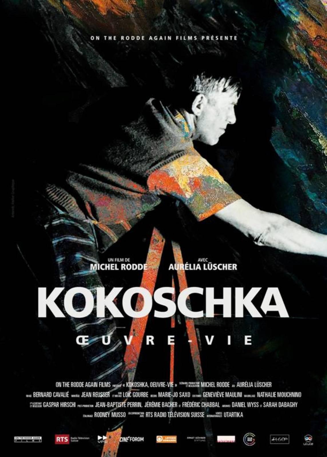 Kokoschka Oeuvre Vieun film de Michel Rodd (2017)On the Rodde Again BANDE ANNONCE