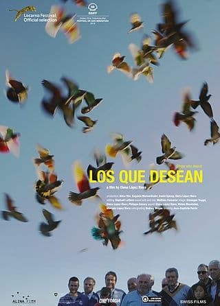 «Los que desean» un film de «Elena López Riera» (2018) Production : Alina Films, Salvajes BANDE ANNONCE