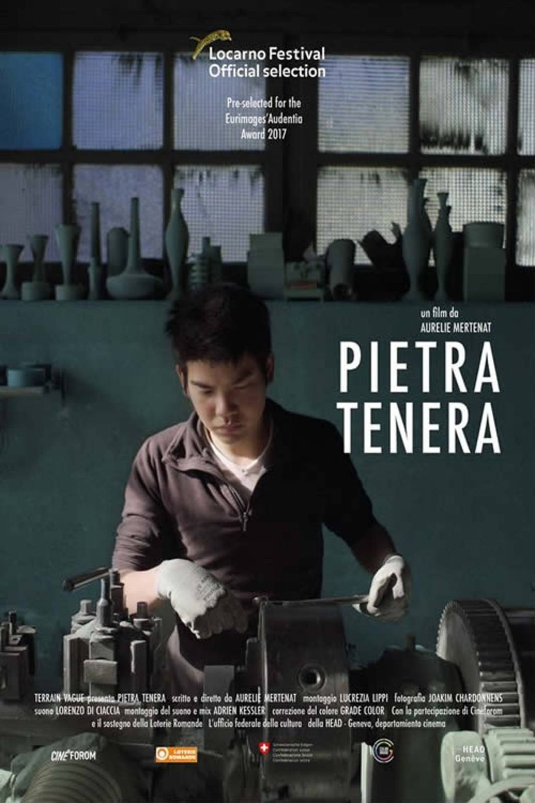 «Pietra Tenera» un film de «Aurélie Mertenat» (2017) Production : Terrain Vague BANDE ANNONCE