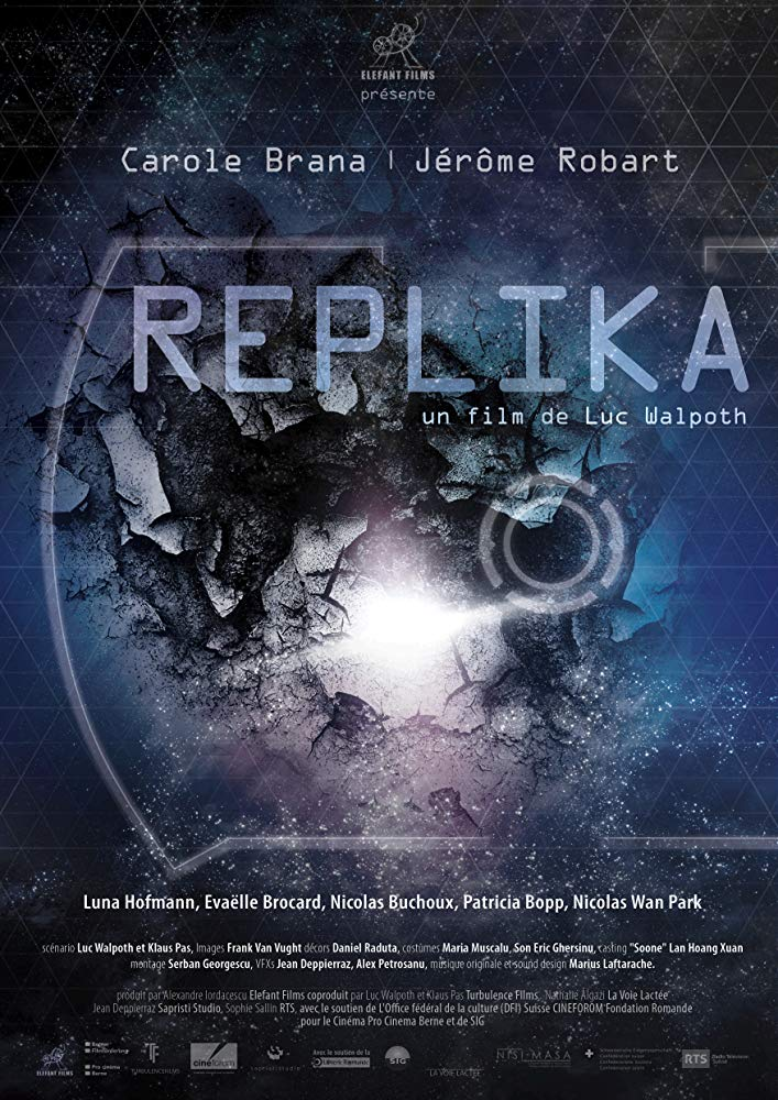 «Replika» un film de «Luc Walpoth» (2015) Production : Turbulence Films  BANDE ANNONCE
